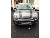 Mini hatch 1.4 Graphite, great condition & great fun to drive