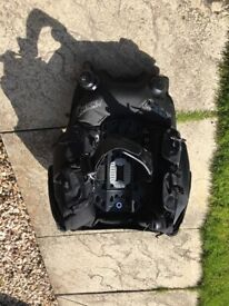 BCD - Cressi 111r with integrated weights