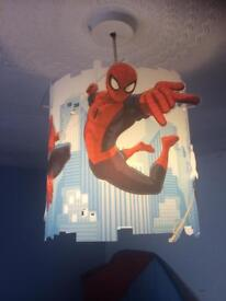 Spider-Man light shade