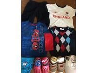 Bundle of Boys Clothes 1-2 years