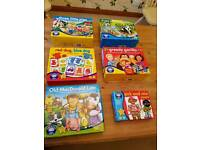 Bundle of orchard educational games for young children
