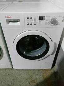 Bosch 8kg Washing Machine, FREE LOCAL DELIVERY AND INSTALL 3