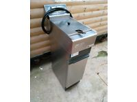 Details about lincat fryer j6 early model BIG OUTPUT 6000 WATTS to be hard wired in V.G.C LOOK
