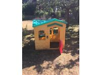 Little Tikes play house ono