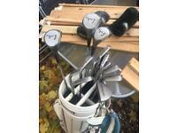 Men's spalding golf clubs