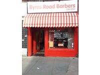 Barber Required - West End - Glasgow