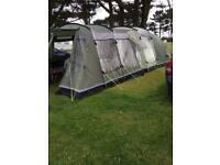 Outwell Oakland XL Tent bundle