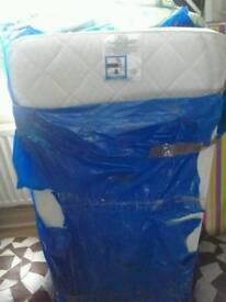 A new and unused junior quality mattress brought from next.