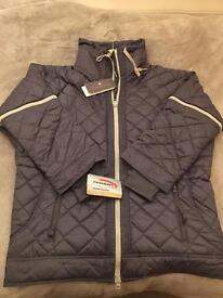 Stella McCartney / Adidas primaloft coat (small / medium)