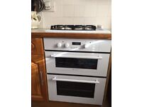 Electric Oven / Gas Hob