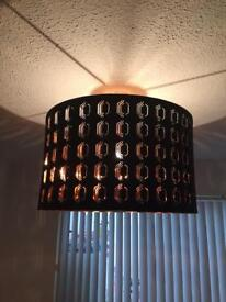 Ceiling light shade