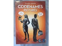 Codenames: Pictures - Party board game