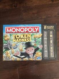 Monopoly board game in brand new condition