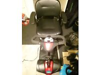 care-co zoom mobility scooter plus free £300 OR BEST OFFER