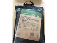 Staking chair premium furniture cover
