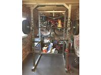 Bodymax power rack