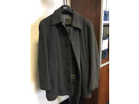 HUGO BOSS WINTER COAT, Grey, Mint condition, worn on few occassions