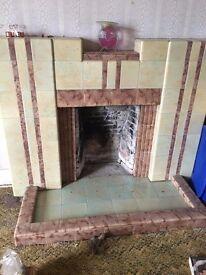 Retro/Vintage Fireplaces
