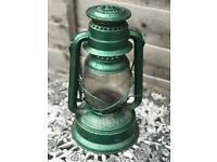 Feuerhand Lantern green