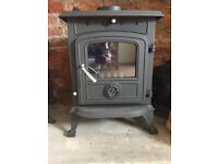 Log burner brand new never used