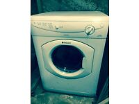 Hot point tumble dryer vtdo excellent vgc Delivery available