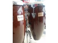 CONGAS FOR SALE, Good condition and good price ; Just £95, for collet in newington road EH9 1QR
