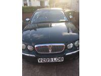 Rover 75 connoisseur 2 litre Diesel