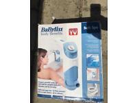 BaByliss water jet bath spa
