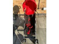 Mamas and papas pushchair/stroller