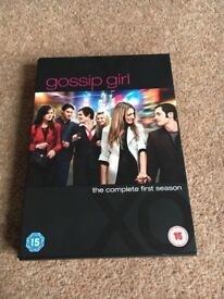 Gossip Girl The complete first season