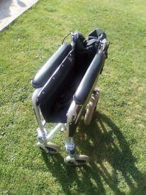 Lightweight Angel Mobility Wheelchair