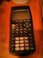 texas instrument Graphing Calculator