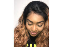 CUSTOMISE WIGS . LONDON , CROCHET BRAIDS , LACE FRONTAL , FAUX LOCS , 360 FRONTAL ,HAIR EXTENSION