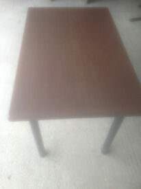 Rectangular Bistro/Cafe Dining Table