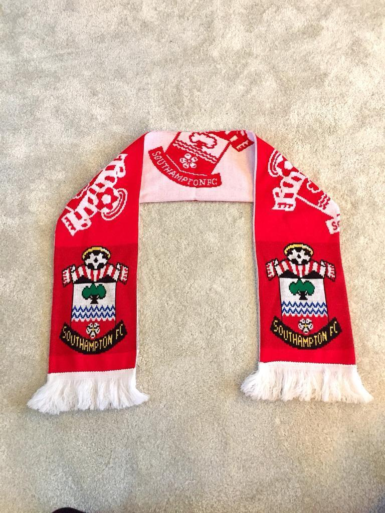 Southampton FC Football Scarf