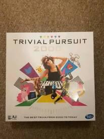 Trivial pursuit- game