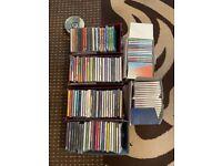 Bulk CDs collection