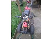 50cc quad bike spares or repairs