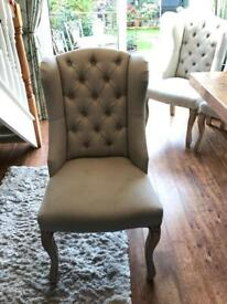 4 Barker & Stonehouse Dining Chairs