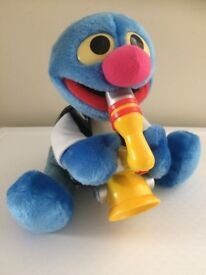 Rock 'N' Roll Saxophone GROVER - Fisher Price... Excellent Condition!!