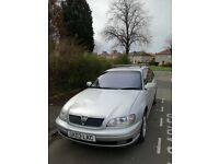 vauxhall omega silver 2.2 diesel for sale