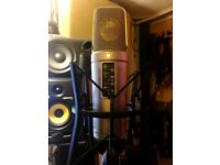 Rode NT2a Multi Pattern Microphone + Extras (Rode mic NT2-A studio solution)