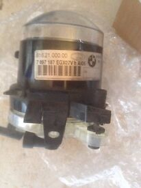 bmw 5 series 2007 fog lamp