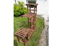 PLANT STANDS 5 TIER