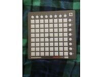 Novation Launchpad Mini MK1 Midi Control Surface - Mint Condition