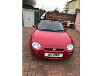 For Sale MG/MGF