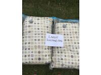 Sleeping Bags - Qty x 2