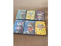 The Sims 2 expansion packs