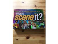 Music Scene it DVD board game