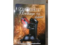 Skywatcher Heritage 90 Virtuoso Telescope NEW day and night viewing